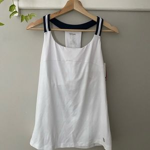 NWT Wilson tank with built in bra